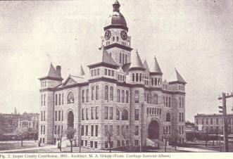 Jasper County History